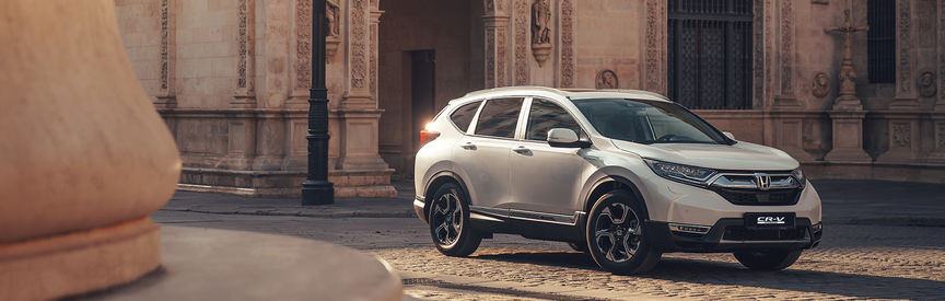 Honda CR-V Hybrid + gratis Miimo